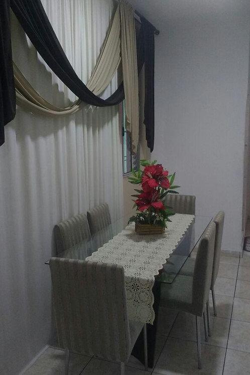 Casa - Campo Limpo - 2 Dormitórios