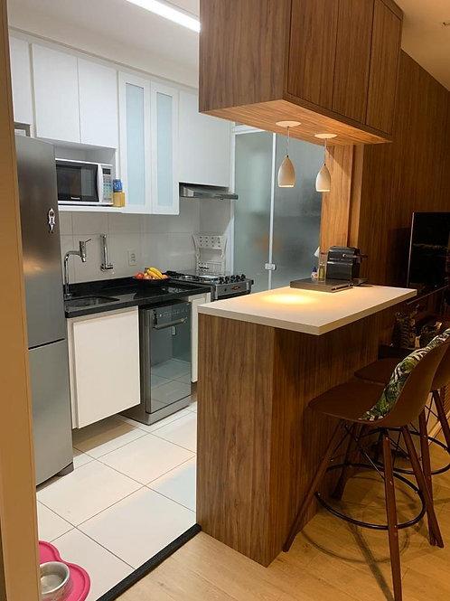 Apartamento - Vila Alexandria - 2 Dormitórios