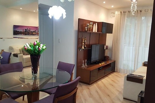 Apartamento - Vila Mascote - 2 Dorm - natapfi43513