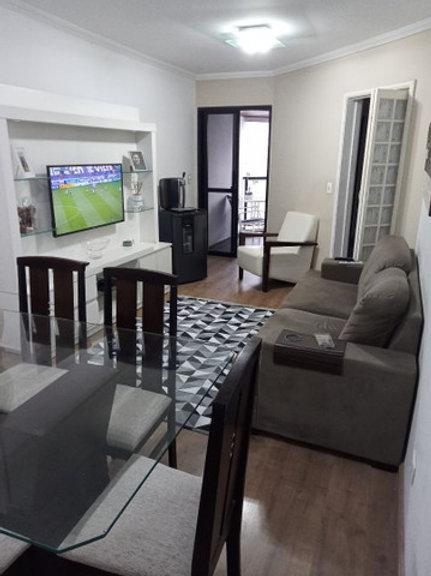 Apartamento - Vila Brasílio Machado - 3 Dormitórios