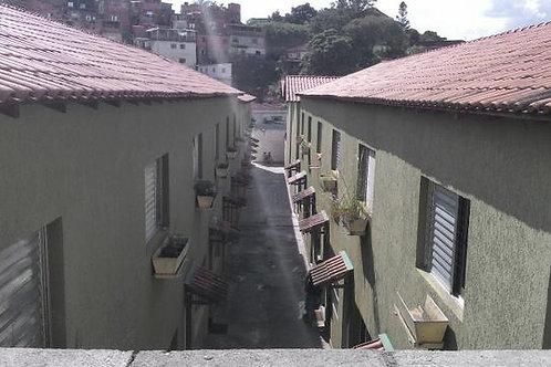 Casa de Condomínio - Jardim Guarujá - 2 Dormitórios