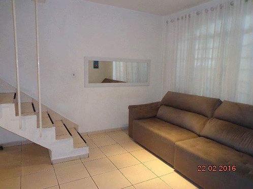 Sobrado - Vila Dantas - 3 Dormitórios (Aceita Financiamento)