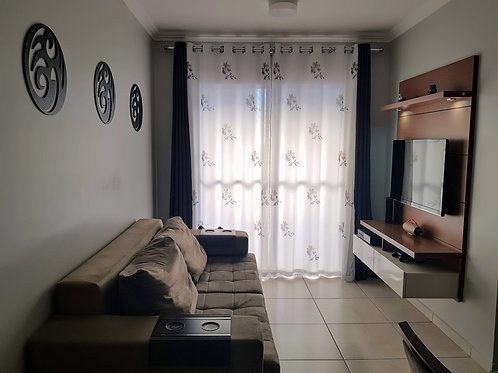 Apartamento - Jd São Savério - 2 Dormitórios