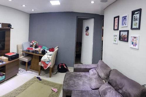 Apartamento - Jardim Catanduva - 2 Dormitórios (À Vista)