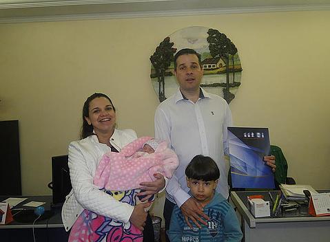 Marcelo Faustinho e Mara Faustinho