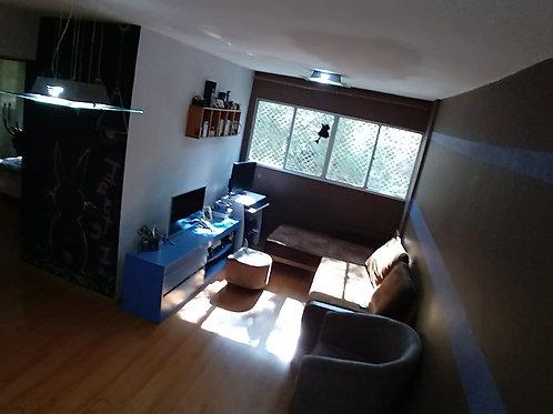Apartamento - Jardim Germânia - 02 Dormitórios (Aceita Financiamento)