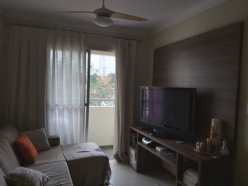 Apartamento - Parque Continental - 3 Dormitórios