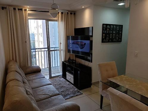 Apartamento - Vila Liviero - 2 Dormitórios