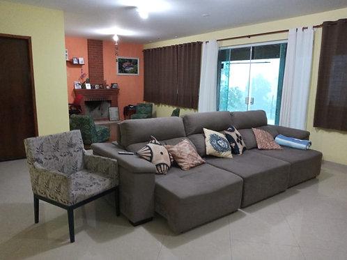 Sítio - Itapecerica - 4 Dormitórios