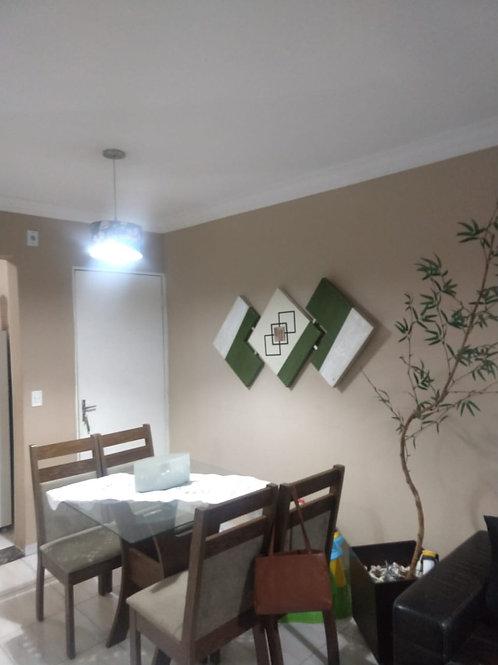 Apartamento - Jd. Inga - 2 Dormitórios (Á vista)