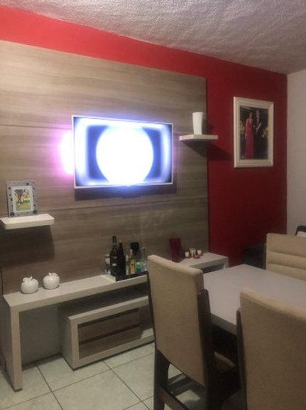 Apartamento - Jardim Olinda - 2 Dormitórios (Á Vista)