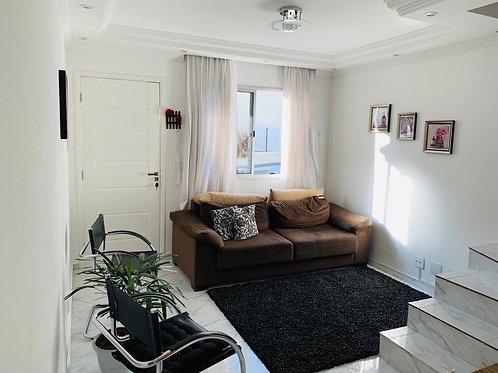 Casa de Condomínio - Horto do Ipê - 2 Dormitórios