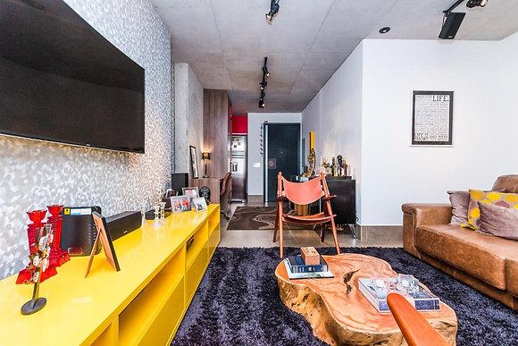 Apartamento - Brooklin - 1 Dormitório