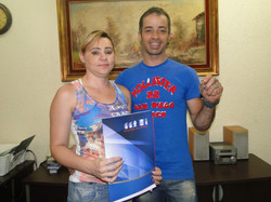 Gilvan e Fernanda Mendes