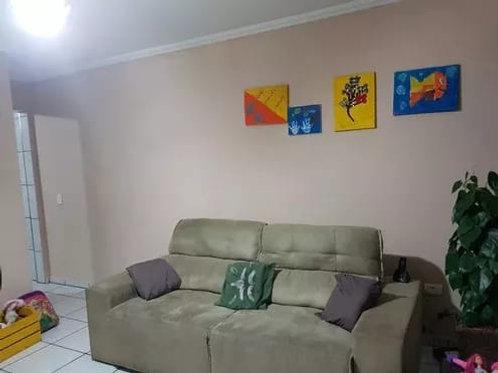 Casa - Taboão da Serra - 2 Dormitórios (Aceita Financiamento)