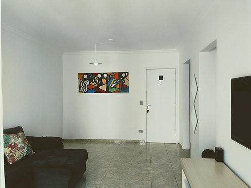 Apartamento - Vila Sonia de Taboão - 2 Dormitorios