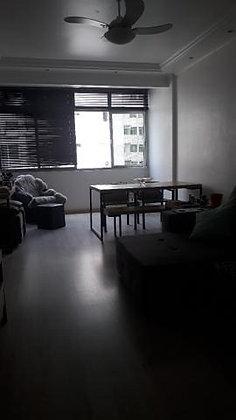 Apartamento - Ponta da Praia - 2 Dormitórios