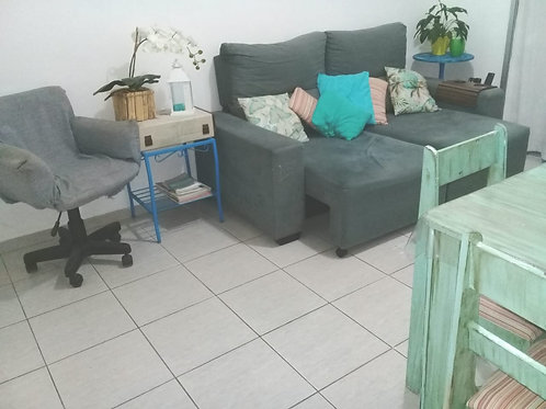 Apartamento- Praia Grande - 02 Dormitórios
