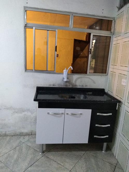 Sobrado - Jardim São Bento Novo - 1 Dormitório