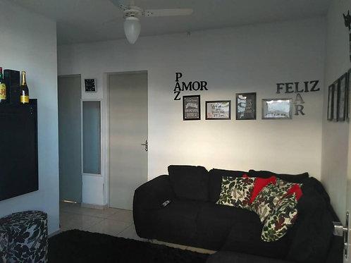 Apartamento - Jardim São Bento - 2 Dormitórios (Aceita Financiamento)