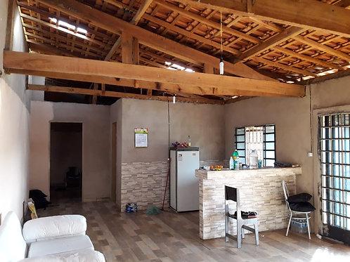 Fazenda - 02 Dormitórios - Minas Gerais (Aceita Financiamento)