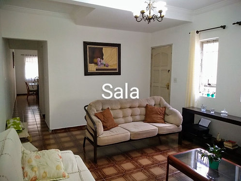 Casa - Jardim Catanduva - 3 Dormitórios