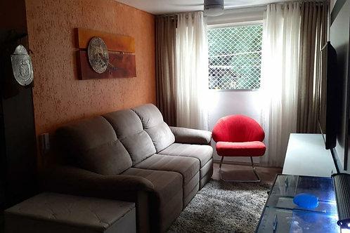 Apartamento - Jardim Germânia - 2 Dormitórios