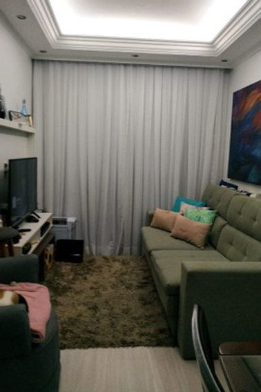 Apartamento - Jardim Santa Terezinha - 2 Dormitórios