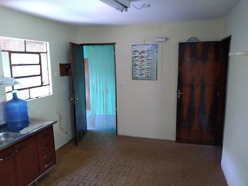 Sobrado - Grajaú - 2 Dormitórios (Aceita Financiamento)
