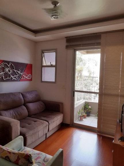 Apartamento - Vila Gumercindo - 2 Dormitórios