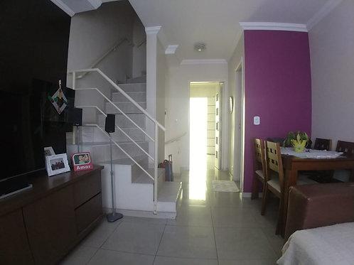 Casa de Condomínio - Campo Limpo - 2 Dormitórios