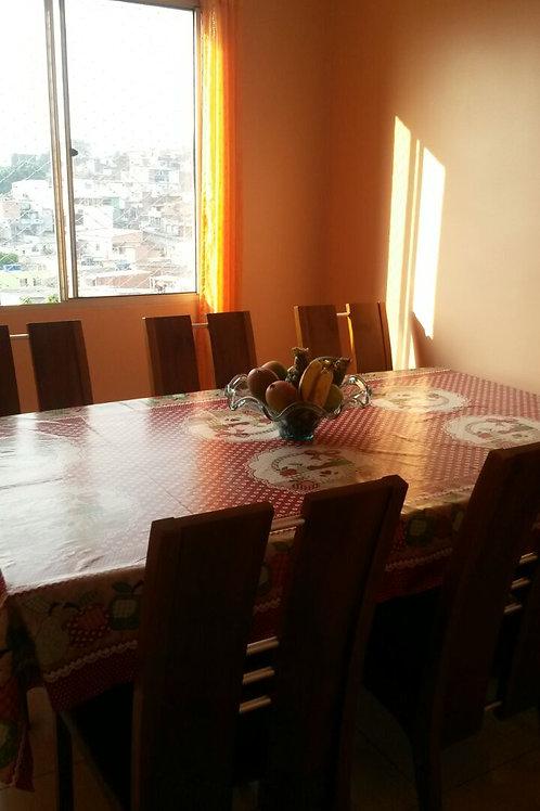 Apartamento\Cobertura - Pq Santo Antônio - 2 Dormitórios