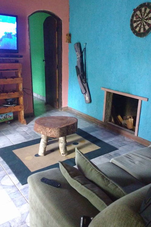 Chácara - Embu Guaçu - 02 Dormitórios (Aceita Financiamento)