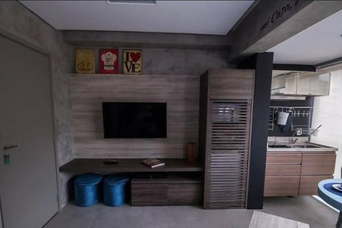 Studio\Locação - Jardim Paulista - 1 Dormitório