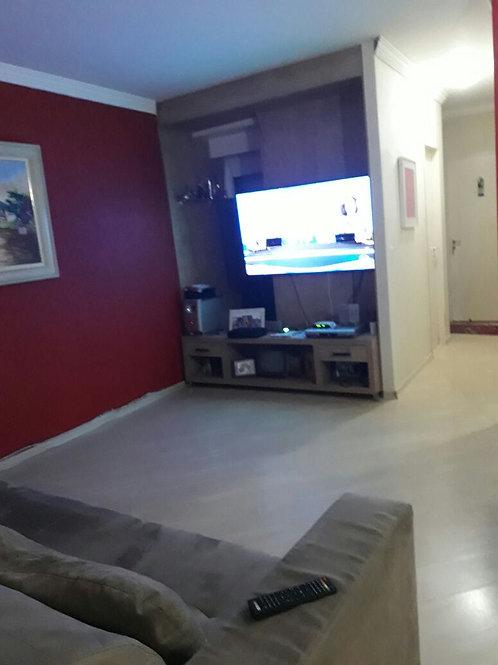 Casa de Condomínio - Horto do Ypê - 2 Dormitórios (Aceita Financiamento)