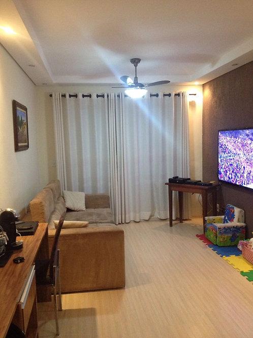 Apartamento - Horto do Ypê - 2 Dormitórios (Aceita Financiamento)