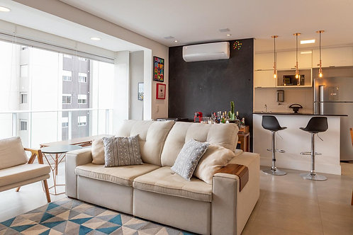 Apartamento - Vila Anastácio - 1 Dormitório