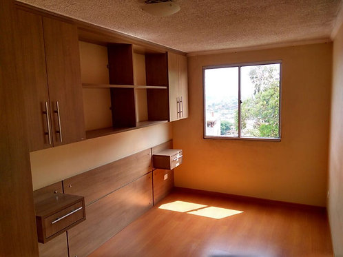 Apartamento - Capão Redondo - 03 Dormitórios (Aceita Financiamento)