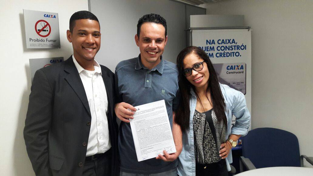 Anaildo Dias e Valdineia Bastos