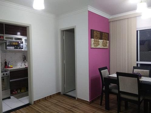 Apartamento - Parque Rebouça - 3 Dormitórios