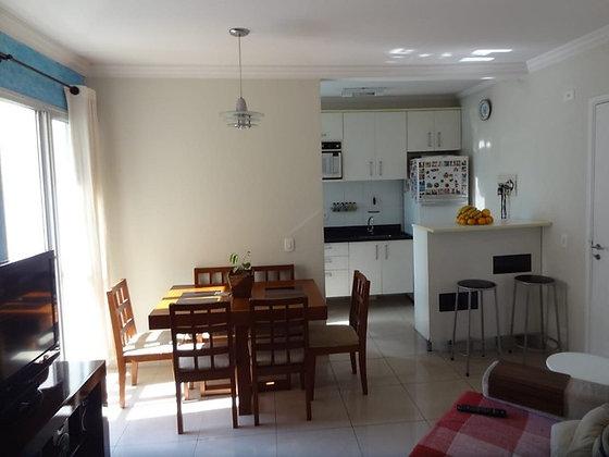 Apartamento - Jardim Alzira - 2 Dormitórios