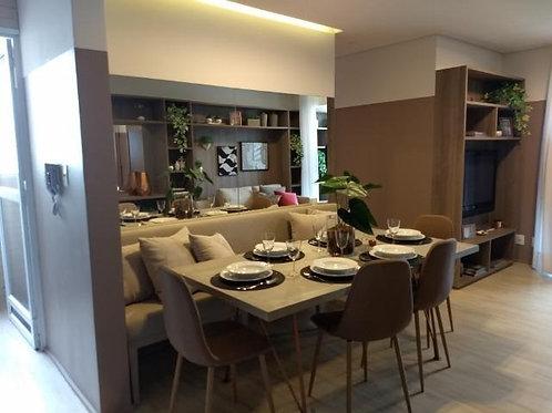 Apartamento - Jardim Caboré - 2 Dormitórios