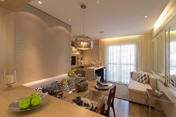 Apartamento - Jardim Caboré - 3 Dormitórios