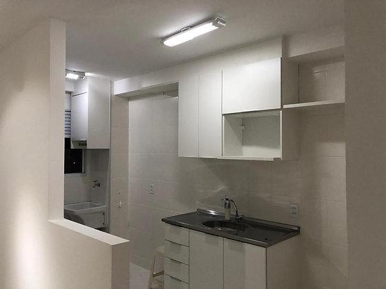 Apartamento- Conceição - 2 Dormitórios