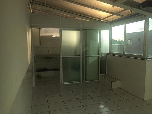 Apartamento Duplex - Jd Santa Terezinha - 2 Dormitórios