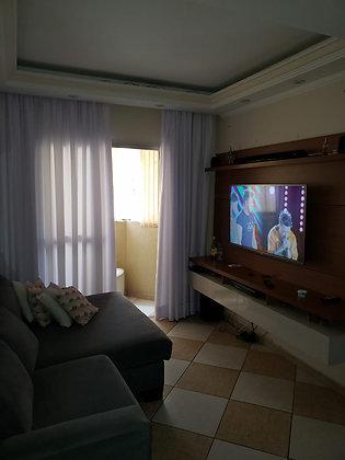 Apartamento - Capão Redondo - 2 Dormitórios