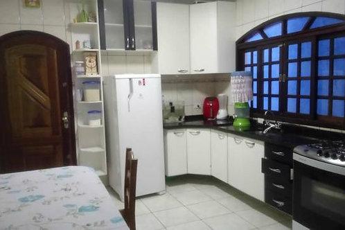 Sobrado - Jardim Das Palmeiras - 3 Dormitórios