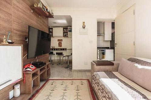 Casa de condomínio - Parque Maria Helena - 2 Dormitórios