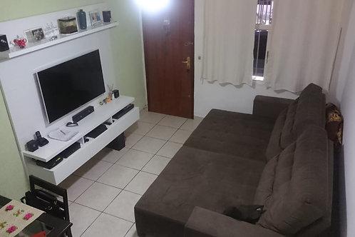 Sobrado - Campo Limpo - 2 Dormitórios