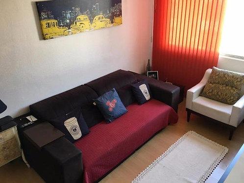 Apartamento - Jardim Santa Efigênia - 3 Dorm (Aceita Financiamento)
